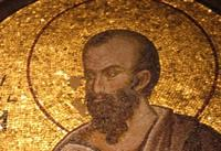 Paul mosaique Istamboul