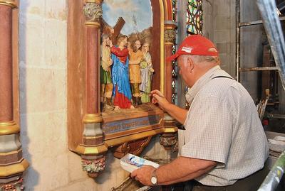 Peintre Daniel Restaurateur 002