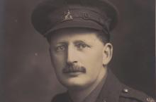 Photo 1  PH army portrait WWI 001