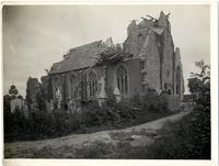 Photo 3 Eglise de Richebourg 6 aout 1915