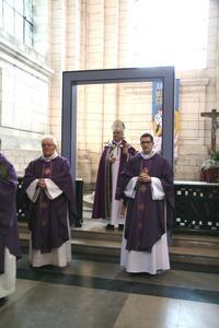 Cathédrale Arras, porte jubilé 6