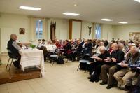 Ouverture Jubile misericorde Tourelles 16.12.08 (2