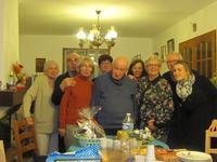 photo de famille en Evangile