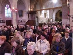 Amettes fête de St Benoit 16.04.16