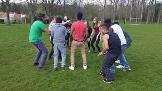 MRJC rencontre lycéens et réfugiés