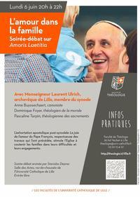 affiche -Amoris Laetitia - FT