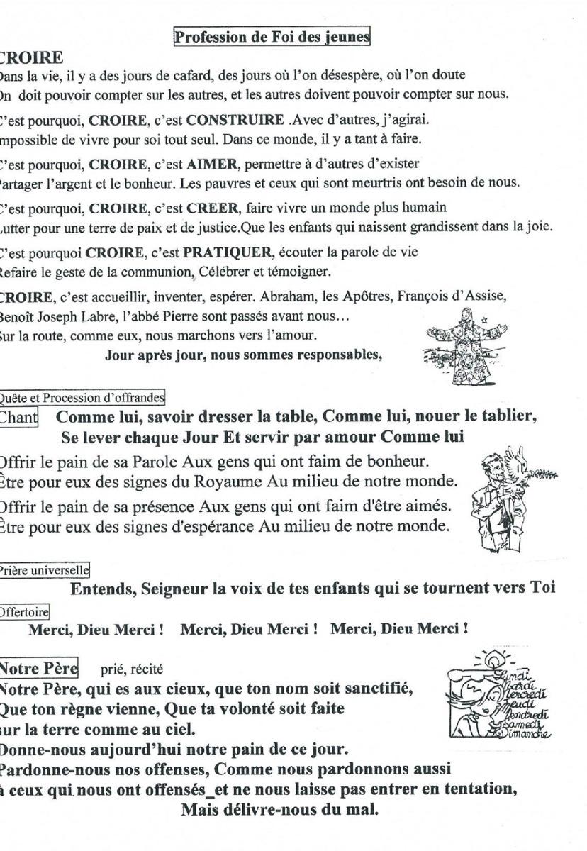 croire la parole de dieu pdf