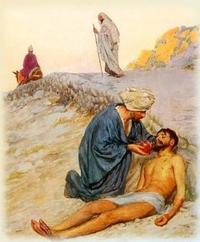 bon samaritain