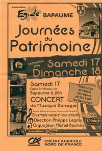 Concert Bapaume