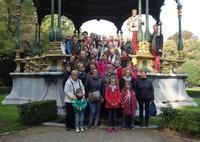 les paroissiens a Bruges