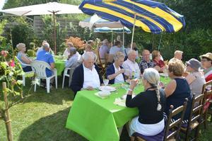 Garden Party chez Jacqueline