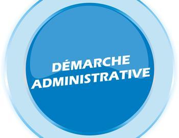 démarche administrative