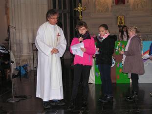 Messe des familles Blendecques 20.11.16 10