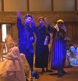 un mage raconte la naissance de Jésus