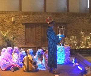 un mage raconte la naissance de Jésus 2