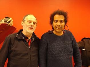 Jean Capelain et Julien Delmaire