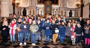 Saint-Folquin, les enfants du cate
