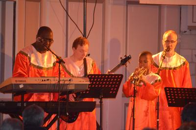 gospel 4 berneville 2016-12-17