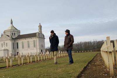 2017-01-27 - Tournage La vie des dioceses - Centen