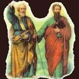 logo paroisse StS Pierre et Paul