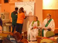 messe des familles Sainte Claire en heninois 3