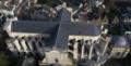 cathedrale Arras vue du ciel