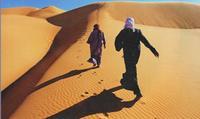 marche au desert