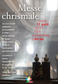 Messe chrismale 2017
