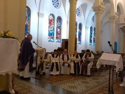 2017-3-14- Souchez - rencontre jeunes pretres - ev