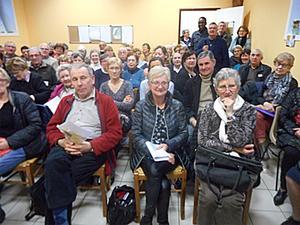 Reunion a Ardres du 17 fevrier