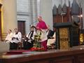 Cérémonie inter-religieuse