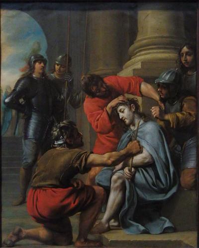 MC 15-17 Le couronnement d'epines (Maitre des cort