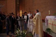Veillée pascale Ste Thérèse