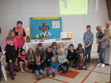 célébration de Pâques Rieux petite enfance  3