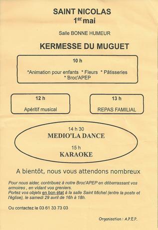 Kermesse du Muguet 20170001