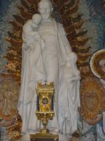 Reliquaire du coeur de St Vincent de Paul