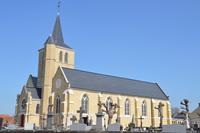 Lreglise Saint-Martin drAudruicq ainsi renovee