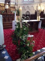Fleurir en liturgie Paques 2