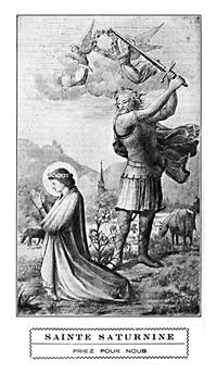 Sainte Saturnine