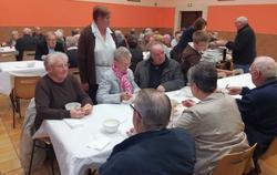 Repas partage Nouvelle-Eglise