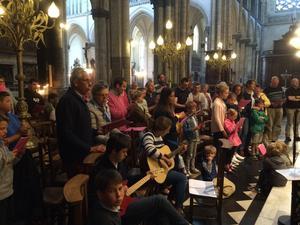 Eglise d'Arras 5 - 5 mai 2017 - Vocations - Route