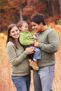 parents et leur enfant