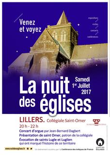 Affiche Lillers - A3