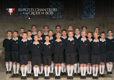 Petits chanteurs a la croix de bois