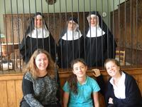 Retraite monastique à Wisques (été 2017)