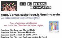 logo communication Henincarvin