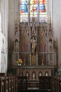 AUXI LE CHATEAU Chapelle St Joseph