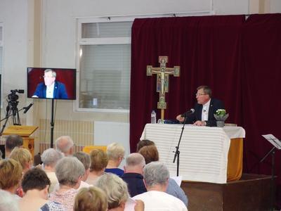 Prérentrée catéchèse 2017 - père Raimbault