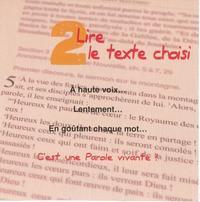 Lire Dieu dans sa vie p2