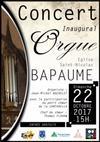 Orgue Bapaume